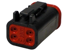 Deutsch DT06-4S-CE06 - CONNECTOR