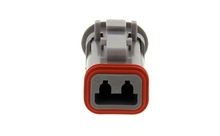 Deutsch DT06-2S-E008-W - CONNECTOR - Includes Wedge