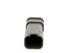 Deutsch DT04-4P-E008-W - CONNECTOR - Includes Wedge