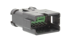 Deutsch DT04-12PB-P026 - DT 2X6WAY 39A BLACK BUSS RECEP