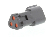 Deutsch DT04-3P-EP10 - CONNECTOR - Includes Wedge
