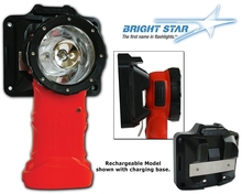 Bright Star Right Angle Responder Rechargable