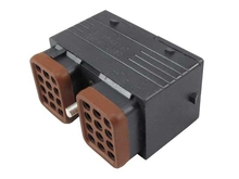 Deutsch DRC16-24SB - DRC 24WAY PLUG B KEY