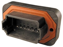 Deutsch DT15-12PB - DT RECEPTACLE